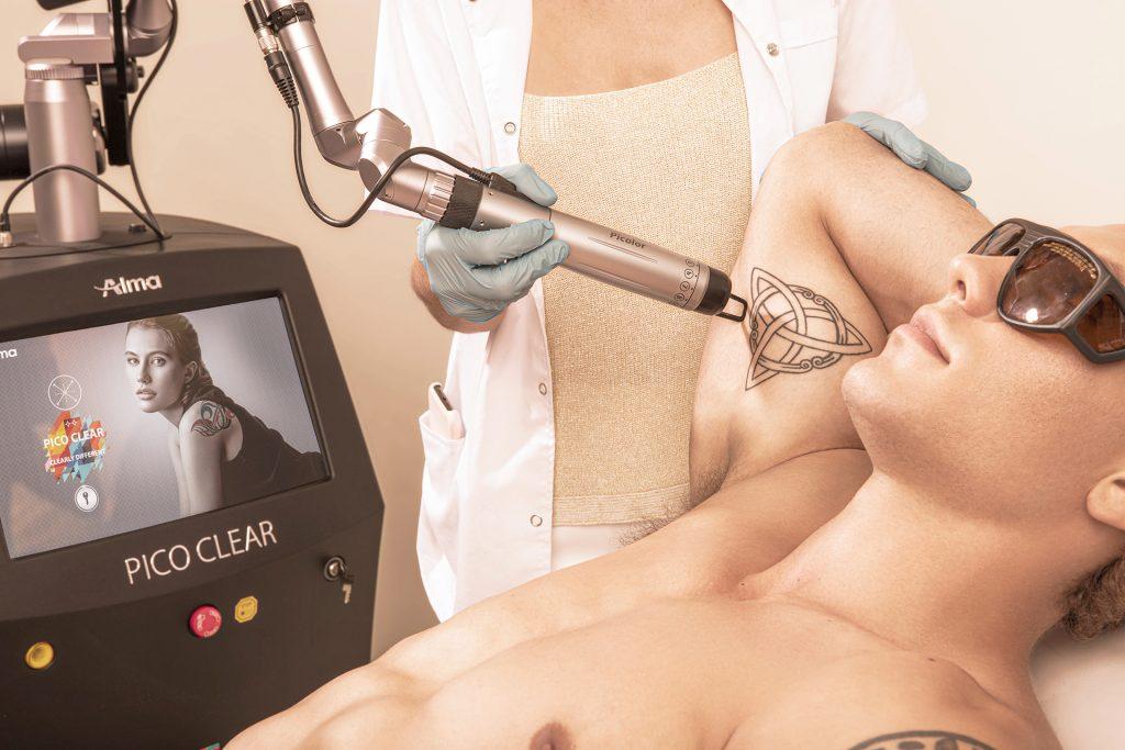 Fotografía para clínica estética